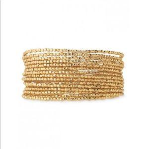 Stella&dot Bardot gold bracelet